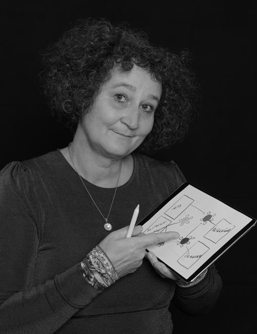 Porträt Véronique Levesque